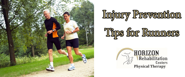 Make sure you stay healthy while you run with these injury prevention tips.
